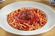 Kids' Espaguetis y Albóndiga