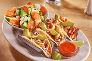 SkinnyLicious® Shrimp Soft Tacos