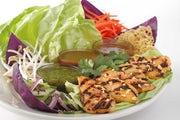 Thai Lettuce Wraps W/ Chicken