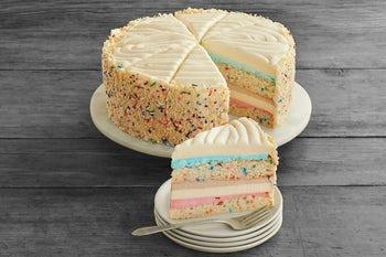 10 Inch Celebration Cheesecake
