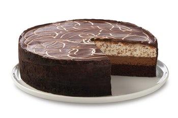 10 Inch Chocolate Tuxedo Cream® Cheesecake
