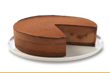10 Inch Godiva® Chocolate Cheesecake