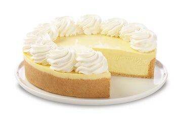 10 Inch Key Lime Cheesecake