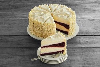 10 Inch Ultimate Red Velvet Cake Cheesecake™