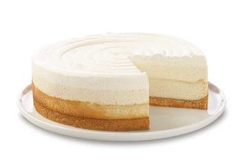10 Inch Vanilla Bean Cheesecake