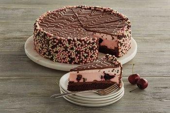 10 Inch Very Cherry Ghirardelli® Chocolate Cheesecake