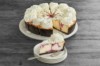 10 Inch White Chocolate Raspberry Truffle®