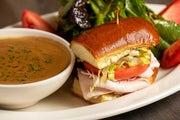 Renee's Fresh Turkey Sandwich
