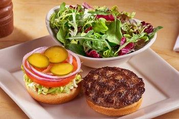 Skinnylicious Hamburger