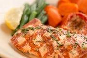 Skinnylicious Grilled Salmon