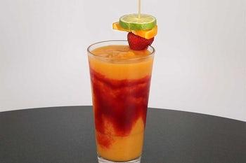 Frozen Iced Mango
