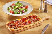 The Everything Flatbread Pizza