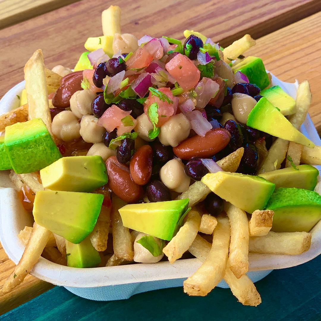 Yes, I'm Vegan Fries (Small)