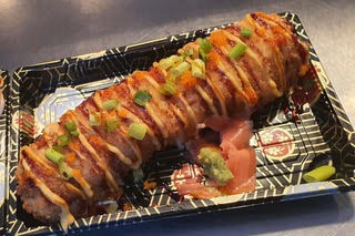 Deep Sea Roll