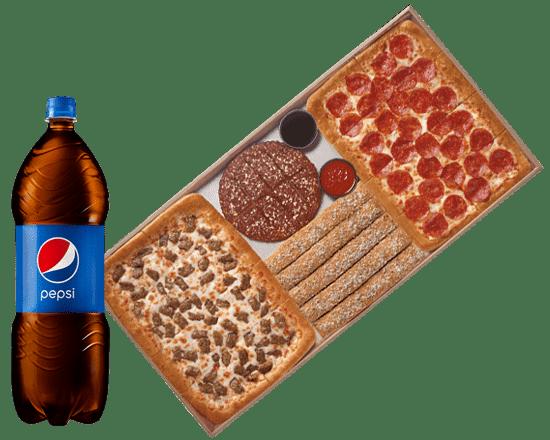 Big Dinner Box + Padrino