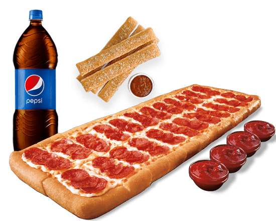 Big Dipper Meal Deal