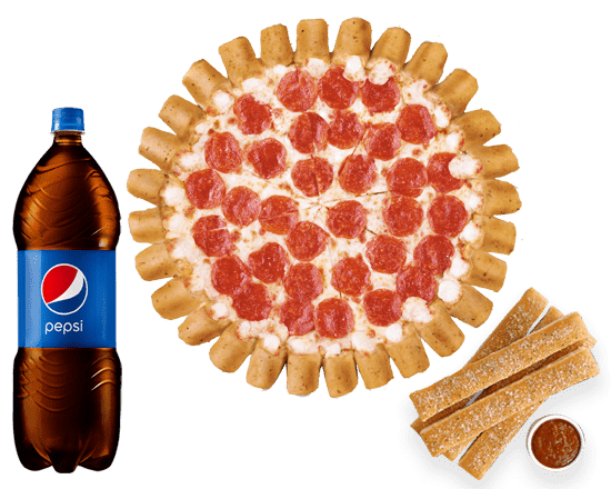 Cheesy Bites Meal Deal