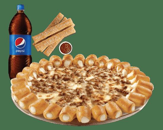 Gilbertini Cheesy Bites Meal Deal