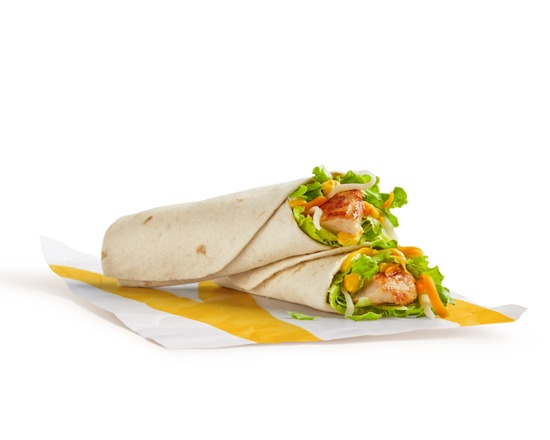 Grilled Honey Mustard Snack Wraps