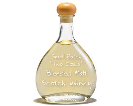 Two Casks Blended Malt Scotch Whiskey - 3750ml