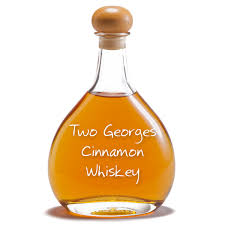 Two Georges Cinnamon Whiskey 200ml