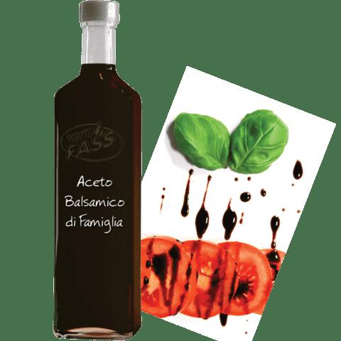 Aceto Balsamico di Modena I.G.P. di Famiglia Vinegar -200ml