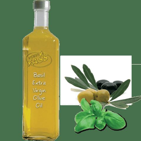 Basil Extra Virgin Olive Oil - 100ml