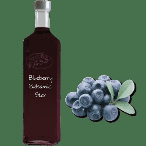 Blueberry Balsamic Vinegar - 200ml