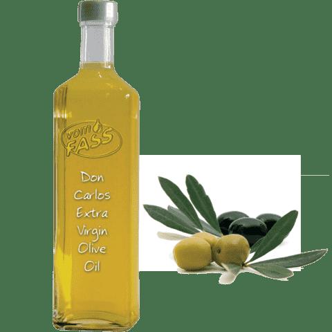 Don Carlos Extra Virgin Olive Oil - 100ml