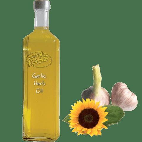Garlic Herb Oil - 100ml