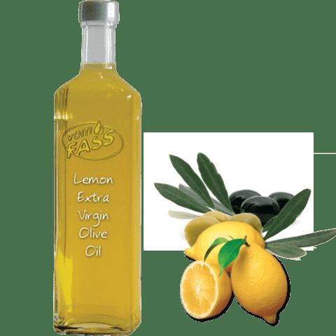 Lemon Extra Virgin Olive Oil - 100ml