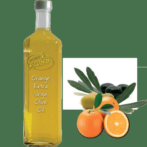 Orange Extra Virgin Olive Oil - 100ml