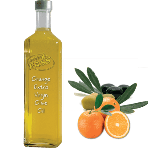 Orange Extra Virgin Olive Oil - 200ml