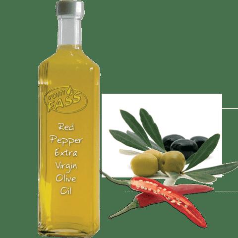Red Pepper Extra Virgin Olive Oil - 100ml