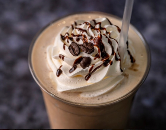 Choco Hazelnut Frozen Coffee