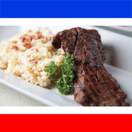 Grilled Churrasco