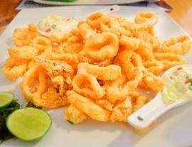 Chicharrón de Calamares Crocante