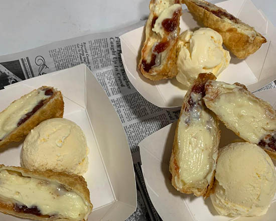 Cheesecake Roll